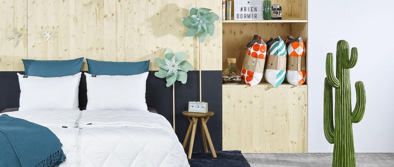 L'oreiller plat - 50 x 70 cm