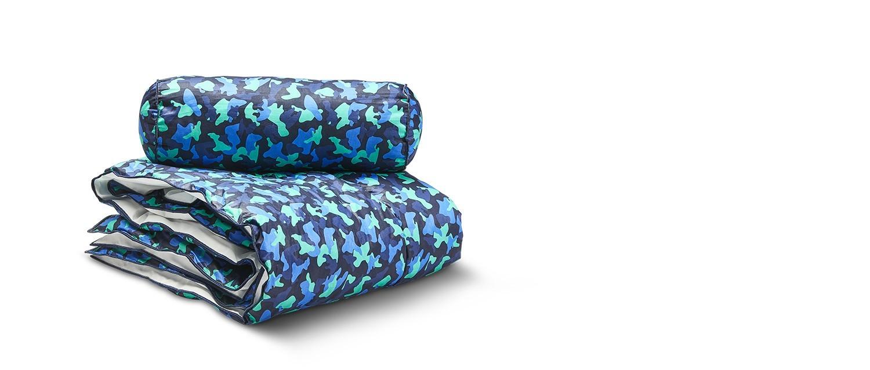 Le tapis de sieste - Camouflage